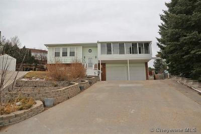 Cheyenne WY Single Family Home For Sale: $267,000