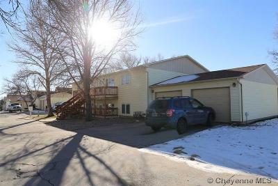 Cheyenne Condo/Townhouse For Sale: 236 E Carlson St