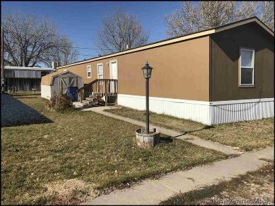 Cheyenne Mobile Home For Sale: 706 W College Dr
