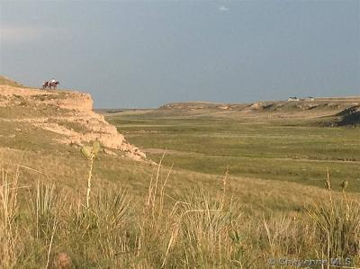 Cheyenne Residential Lots & Land For Sale: TR 18 Remington Ranch Rd