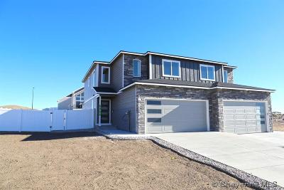 Saddle Ridge Condo/Townhouse For Sale: 3531 Blue Feather Tr