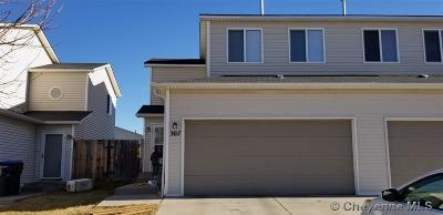 Cheyenne Condo/Townhouse For Sale: 307 Patton Ave