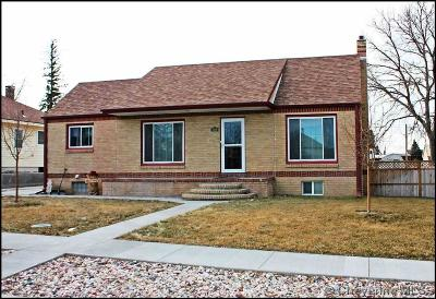 Pine Bluffs Single Family Home For Sale: 708 N Main St