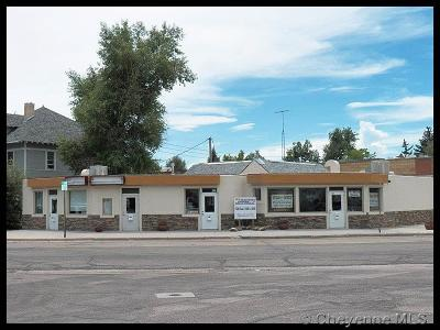 Cheyenne Commercial For Sale: 419 Randall Ave