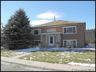 Cheyenne Condo/Townhouse For Sale: 2520 Deming Blvd