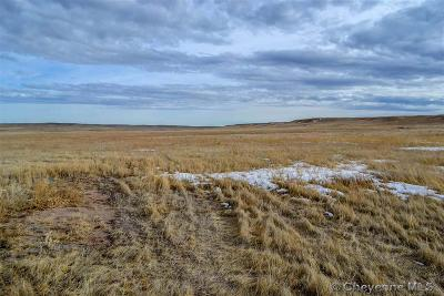 Cheyenne Residential Lots & Land For Sale: Tract 102 N Table Mtn Loop