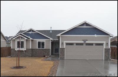 Saddle Ridge Single Family Home For Sale: 3609 Blue Sage Rd