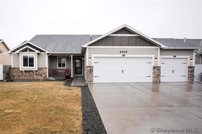 Cheyenne WY Single Family Home Temp Active: $410,000