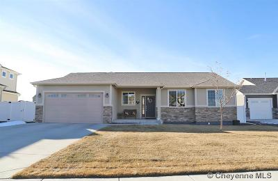 Cheyenne WY Single Family Home Temp Active: $416,500