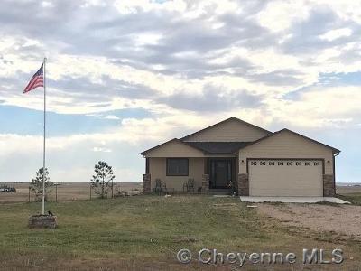 Cheyenne Single Family Home Temp Active: 3757 Riata Loop