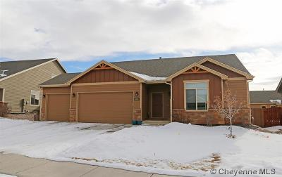 Laramie Single Family Home For Sale: 4224 Cliff St