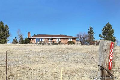 Cheyenne WY Single Family Home Contingency: $359,500