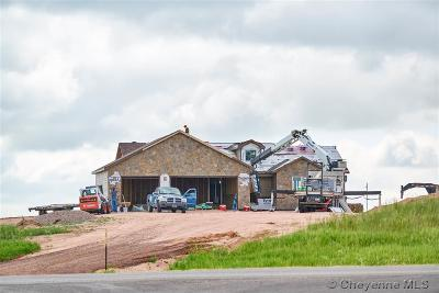 Cheyenne Single Family Home Contingency: 1551 Star Pass Rd