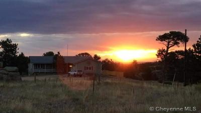 Cheyenne Single Family Home For Sale: 1323 Aspen Dr
