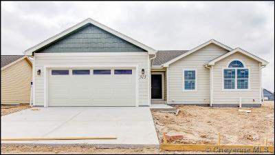 Cheyenne WY Single Family Home For Sale: $259,900