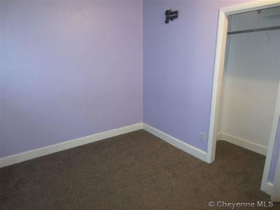 Cheyenne WY Single Family Home Temp Active: $60,000