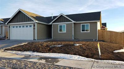 Cheyenne  Single Family Home For Sale: 1903 Coffee Ave