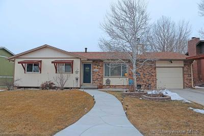Cheyenne WY Single Family Home For Sale: $275,000