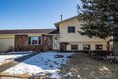Cheyenne WY Single Family Home For Sale: $264,900