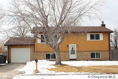 Cheyenne Single Family Home For Sale: 4701 Rio Verde St