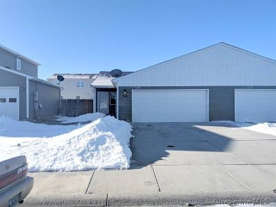 Laramie Single Family Home For Sale: 918 Boswell Dr