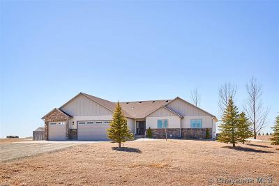 Cheyenne WY Single Family Home Temp Active: $425,000