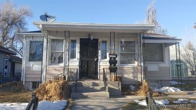Cheyenne Multi Family Home For Sale: 2416 E 12th St
