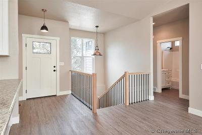 Cheyenne WY Single Family Home For Sale: $320,000