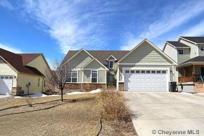 Cheyenne WY Single Family Home Temp Active: $379,900