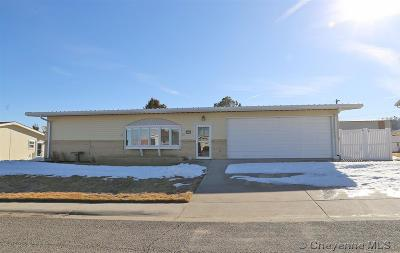 Pine Bluffs Single Family Home Temp Active: 509 Beech Ave