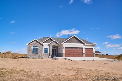 Cheyenne WY Single Family Home Temp Active: $479,900