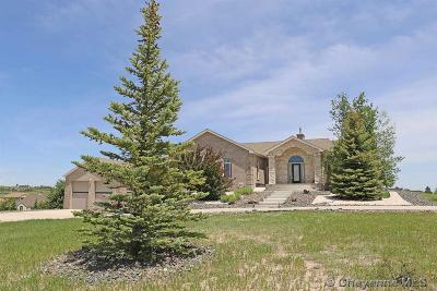 Cheyenne WY Single Family Home Temp Active: $1,145,000