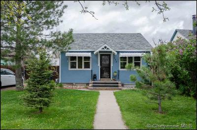 Pine Bluffs Single Family Home For Sale: 312 Market St