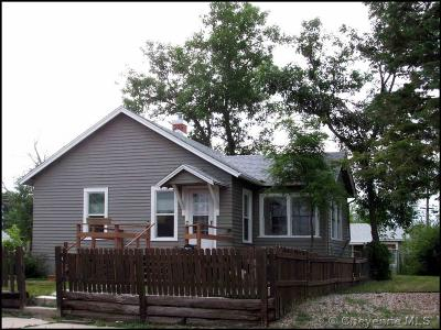 Cheyenne Multi Family Home For Sale: 2310 E 10th St