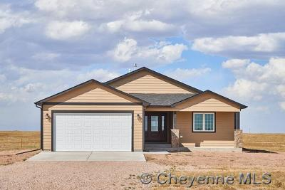 Cheyenne WY Single Family Home For Sale: $385,000