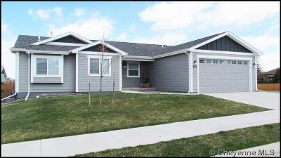 Cheyenne WY Single Family Home For Sale: $286,000