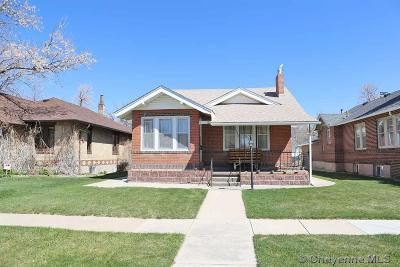Cheyenne WY Single Family Home For Sale: $234,900