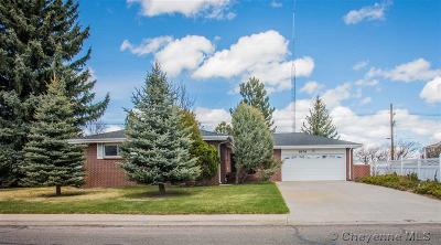 Cheyenne WY Single Family Home For Sale: $280,000