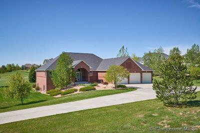 Cheyenne WY Single Family Home For Sale: $665,000