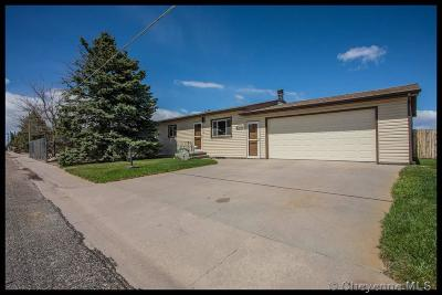 Pine Bluffs Single Family Home For Sale: 515 E 5th St