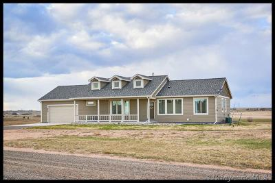 Cheyenne WY Single Family Home Temp Active: $475,000