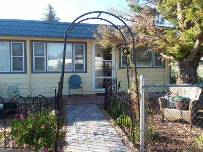 Cheyenne Single Family Home For Sale: 1312 S Avenue C