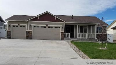 Cheyenne WY Single Family Home Temp Active: $352,900