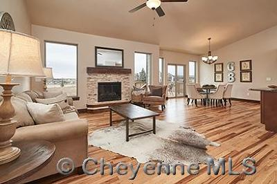 Cheyenne WY Single Family Home Temp Active: $389,900