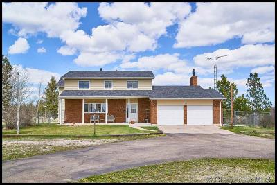 Cheyenne WY Single Family Home Temp Active: $449,900