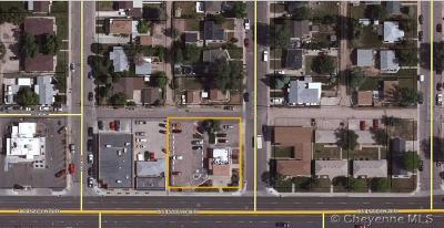 Cheyenne Commercial For Sale: 1218 E Pershing Blvd