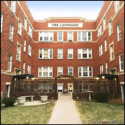 Cheyenne Condo/Townhouse For Sale: 1818 Evans Ave #314