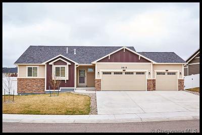 Saddle Ridge Single Family Home For Sale: 3815 Rustic Rd
