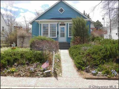 Original City Single Family Home For Sale: 1409 E 21st St