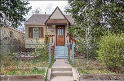 Original City Single Family Home For Sale: 908 E 22nd St